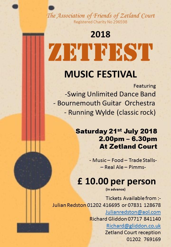 Zetfest Poster